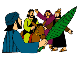 Palm Sunday Crafts For Kids - triumphal entry mission bible class