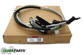 2001 2002 ford focus parking brake cable equalizer rear oem 1m5z