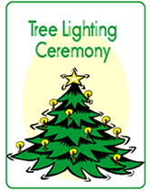 Christmas Tree Lighting Christmas Tree Lighting Ceremony The Sanger Scene