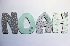 lettre decorative pour chambre bébé lettre prenom chambre bebe maison image idée