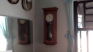 Howard Miller Chiming Mantel Clock Howard Miller Westmont Key Wind Wall Clock Youtube