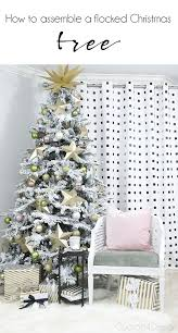 how to assemble the flocked tree cuckoo4design