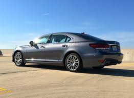 lexus ls vs acura rl 2016 lexus ls 600h l review autonation drive automotive blog