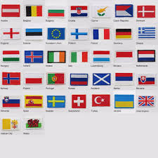Flags Of European Countries Poland Flag Ebay