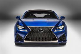 lexus rc modified lexus rc f performance coupe distills lfa for mainstream slashgear