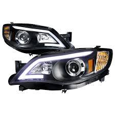2008 subaru outback brake light bulb 08 14 subaru impreza wrx outback led drl strip projector