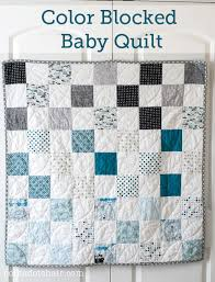 color blocked baby quilt patterns free pattern polka dot chair