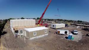 modular homes fourplex assembly shot w gopro youtube