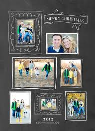family christmas card template christmas lights decoration