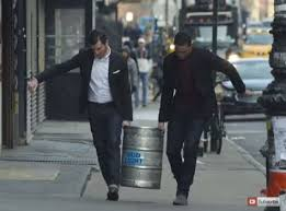 bud light commercial friends 2 guys bond over gn r in bro tastic new bud light caign by w k