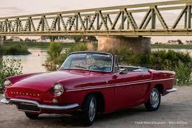1958 renault dauphine renault caravelle 1100 1965 rétro émotion