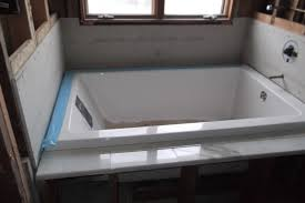 beautiful drop in tub shower combo contemporary 3d house designs jacuzzi tub surround mobroi com