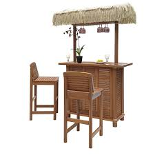 homestyles com home styles 5662 998 bali hai tiki bar wood slats and two stools