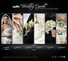 wedding web wedding experts photo website template tonytemplates