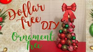 dollar tree diy ornament tree