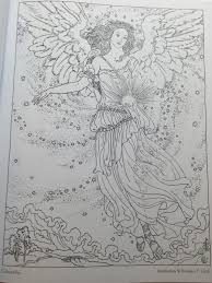 myth u0026 magic an enchanted fantasy coloring book coloring queen