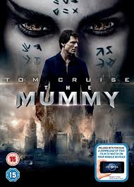 the mummy 2017 dvd digital download amazon co uk tom cruise