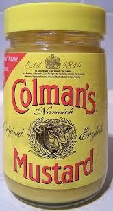 coleman s mustard colman s mustard heats up the usa national report