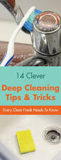 house cleaning tips and ideas