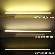Lights For Under Kitchen Cabinets by Led Light Design Led Under Cabinet Lighting Dimmable Kitchen