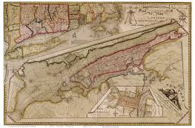 Nyc City Map Old Maps Of Manhattan New York City