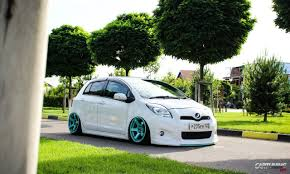 stanced toyota supra stanced toyota yaris cartuning best car tuning photos from all
