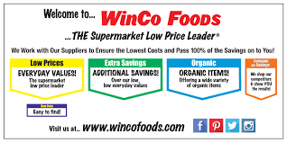 what do your colored tags indicate winco foods