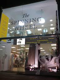 spinning wheel visit belfast