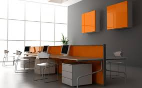 simple office design deluxe style home office design with black wall paint color and huge