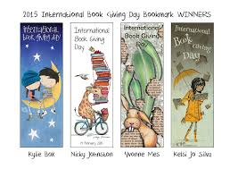 bookmarks international book giving day 2017