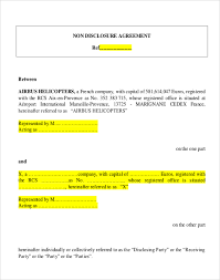 9 human resources confidentiality agreement templates