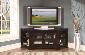 black corner tv cabinet with glass doors gallery of black corner tv cabinets with glass doors view 3 of 20