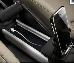 porta iphone da auto supporto per iphone da posizionare nel corridoio centrale