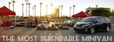 are toyota siennas reliable 2015 toyota most dependable minivan award