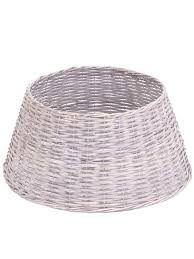 willow tree skirt grey base cover wicker