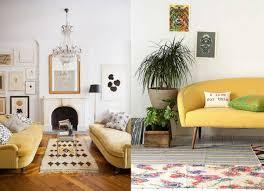 salons canap 20 salons avec un canapé jaune joli place
