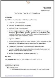 Cra Sample Resume by Career Page 5 Scoop It