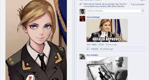 Natalia Poklonskaya Meme - netizens fall in love with crimea prosecutor natalia poklonskaya