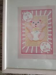 cadre chambre bébé fille achetez cadre chambre bébé neuf revente cadeau annonce vente à