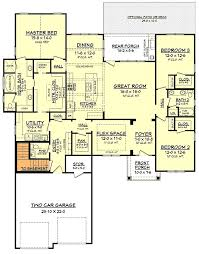 Craftsman House Floor Plans 25 Best Craftsman Home Plans Ideas On Pinterest Craftsman Style