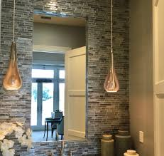 antique mirror tiles kitchen backsplash update builders glass of