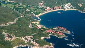 Huatulco Mexico Map by Alicedonahue Com Stats Show South Padre Island Is