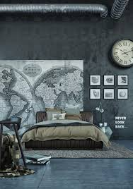 Home Interior Design Ideas Bedroom Concrete Wall Designs 30 Striking Bedrooms That Use Concrete