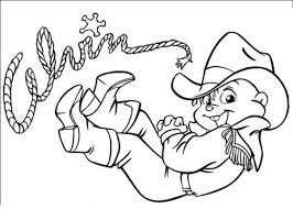 alvin chipmunks coloring pages cartoon coloring pages