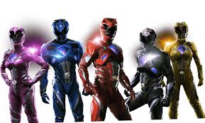 power rangers theaters march 24