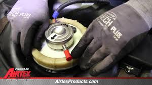 how to install fuel pump e7115mn in a 1997 2002 jeep wrangler