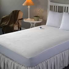 Home Design Waterproof Queen Mattress Pad by Heated Mattress Pad Queen Bed Bath Beyond Mattress