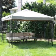 Steel Canopy Frame by Greenhome123 Tbhpgb35971842 10 U0027 X 10 U0027 Steel Frame Gazebo With
