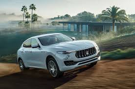 maserati v10 the first 2016 maserati levante on track delicious cars