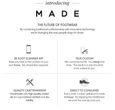Dress Shoes That Are Comfortable M A D E Tech X Bespoke By Made U2014 Kickstarter